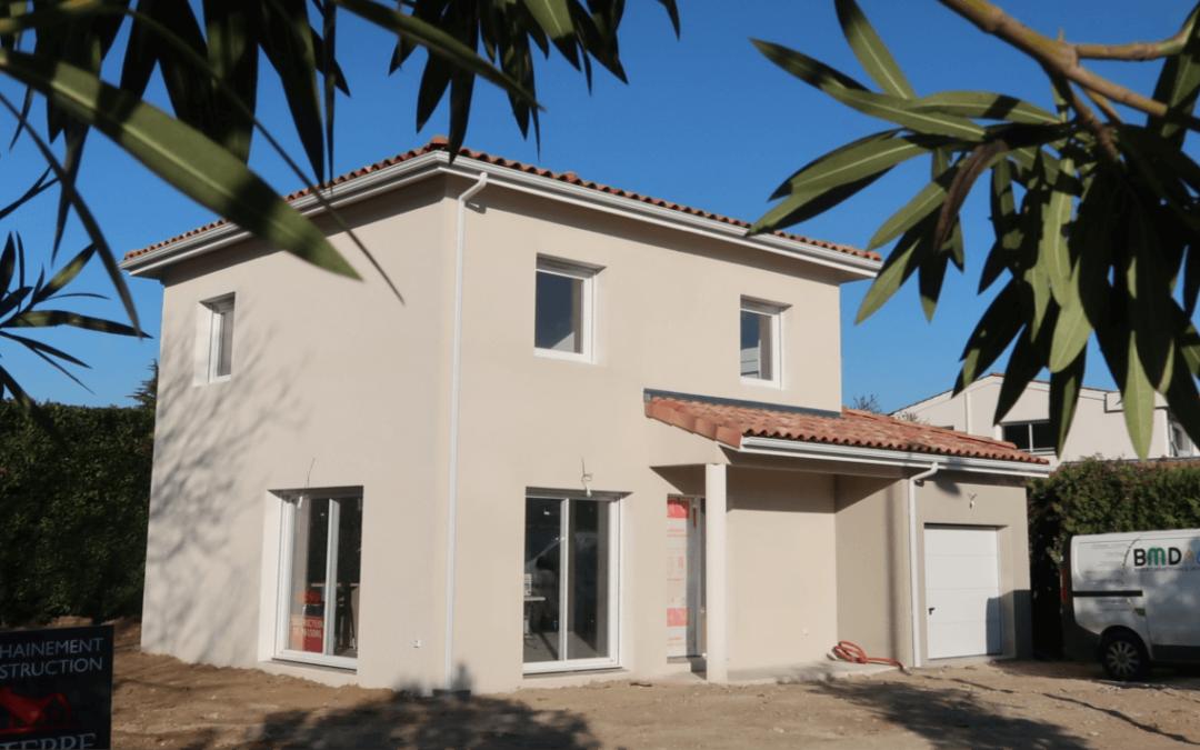 Constructeur Maisons Valence